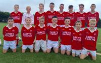 Under 13 team