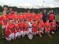Under 12 East league Final Winners