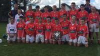 Under 13 East Cork League Winners