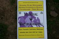 Hill V Youghal 2007 Champo