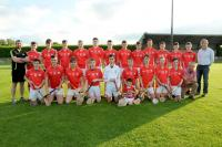 Under 16 East Cork Winners