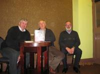 Gerry, Eddie & Jim doing Security