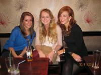 Ladies Having Fun at Casino Night