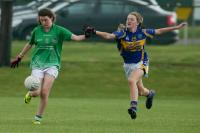 2013 LGFA Munster U15 Development Blitz