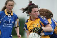 2013 LGFA Munster U15 Development Blitz