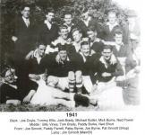 1941 Newtown Team