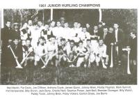 1961 Newtown Team
