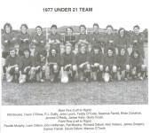 1977 Newtown Team