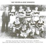 1957 Newtown Team