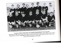 Junior B Championship and Swan Cup winners 1984.