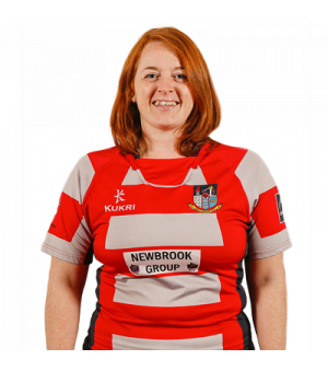 Sarah Crosby Captain